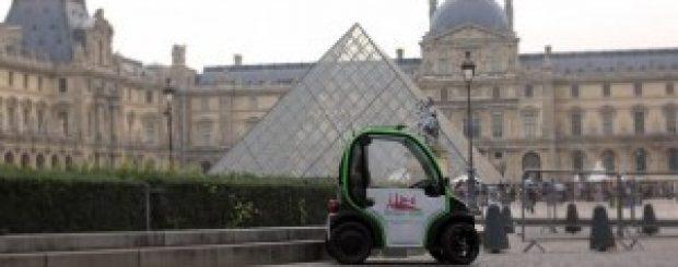 Go Self Tour, la vidéo de votre découverte autonome de Paris en voiture