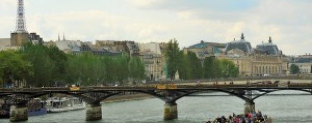 Three reasons to do a boat trip in Paris