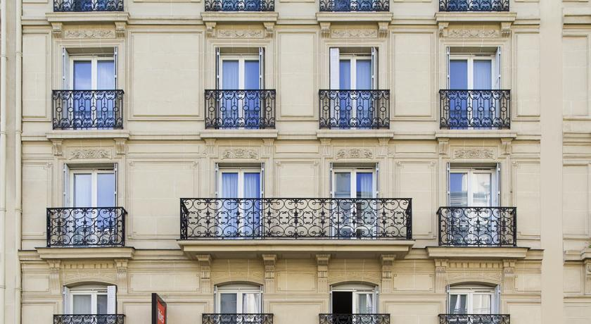 Hotels near gare du nord parisbym for Decor hotel du nord