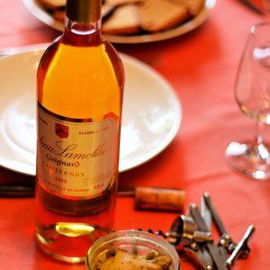 Foie_gras_with_sauternes, bordeaux wine trip, sauternes and graves