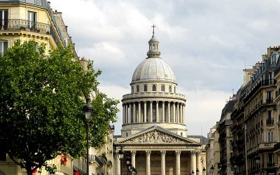 Famous Streets In Paris, Latin Quarter, city walks