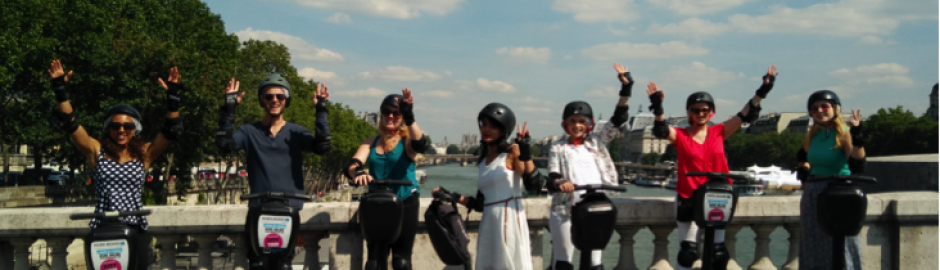 Paris Segway Tours, team building in Paris, event companies in Paris
