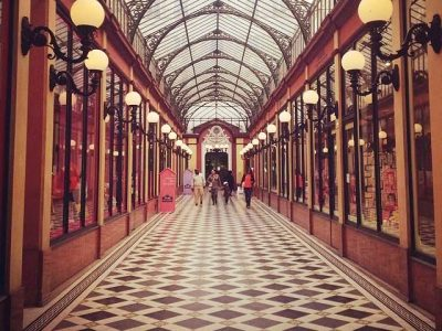 Famous Streets, Off-Beaten Paths Paris