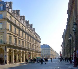 Famous Streets In Paris