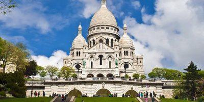 Sacré Coeur in Montmartre, 3 Paris Day Tours, places of interest paris