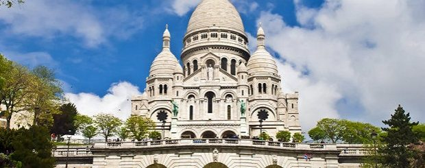 Sacré Coeur in Montmartre, 3 Paris Day Tours, places of interest paris