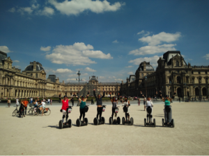 Paris Segway Tours, Off-Beaten Paths Paris