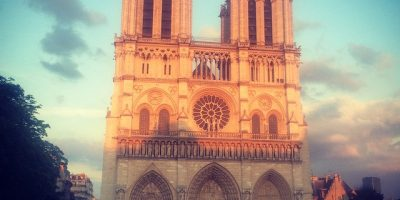 1 day in Paris