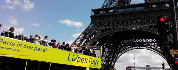 Paris Bus Tour, 1 day in Paris, hop-on hop-off tours