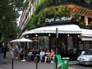 Saint Germain, self-guided walking tour