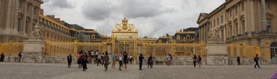 Versailles Castle, versailles