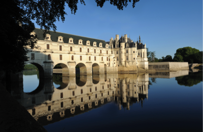 Loire Valley, french castles