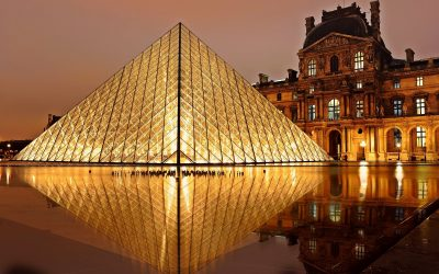 paris in 3 days, apps to download before traveling, night at the museum