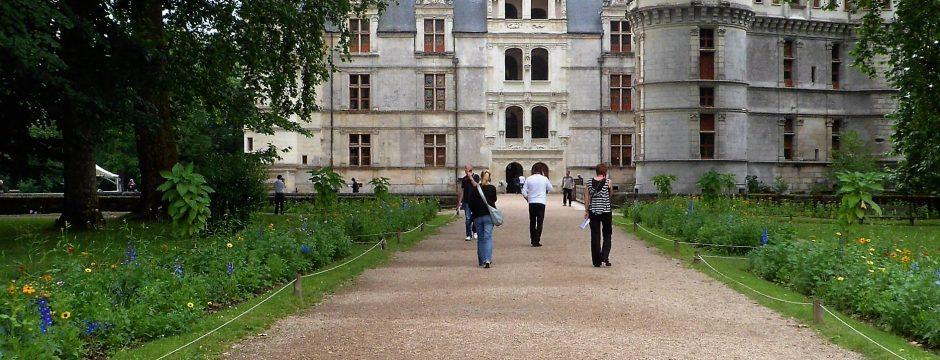 Château: Azay Le Rideau