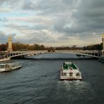 seine, river, cruise, rive gauche area paris