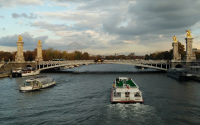 seine, river, cruise