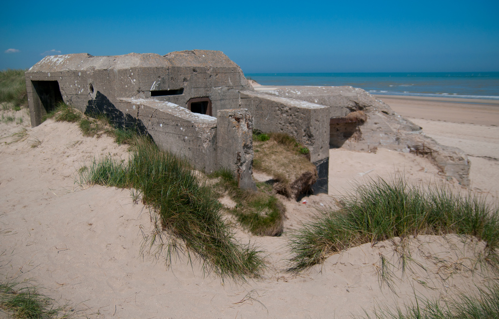 D Day sites, 5 beaches of Normandy, Normandy Battle Tours