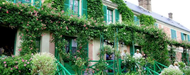 Giverny, House of Claude Monet