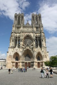 Reims Cathedral, champagne in 2 days