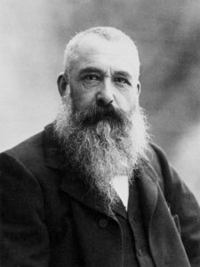Claude Monet (Wikimedia commons)