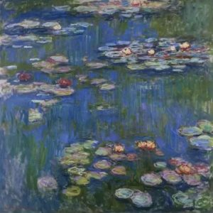 Water Lilies (WIkimedia Commons)