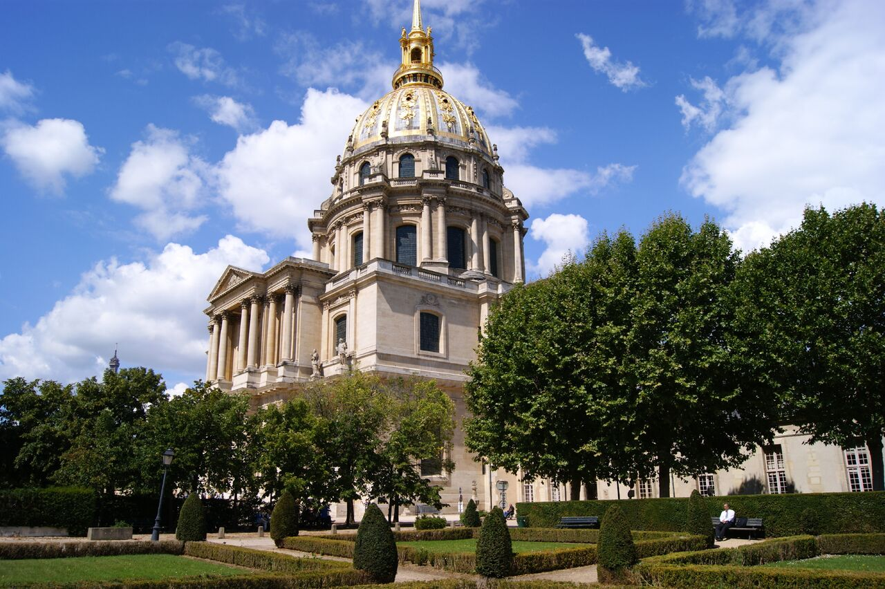 Invalides, best neighborhood to stay in Paris