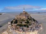 Mont Saint Michel, places to visit in France