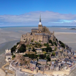 Mont Saint Michel, places to visit in France