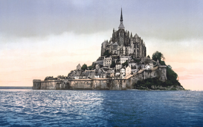Mont Saint Michel, mont saint michel abbey, france tourist attractions