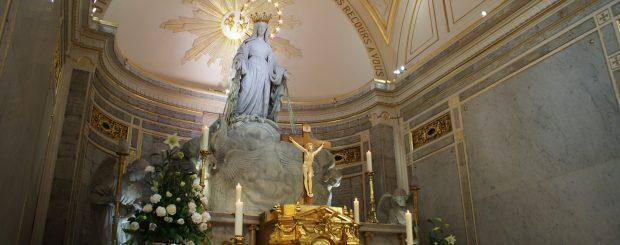 La Chapelle Notre-Dame de la Medaille Miraculeuse
