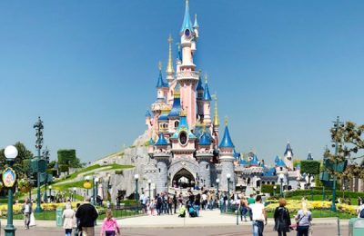 Disneyland 1 day, amusement parks in Paris