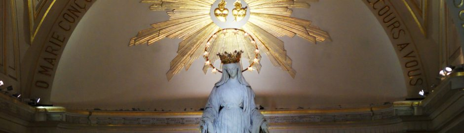 La Chapelle Notre-Dame de la Medaille Miraculeuse,Chapel of Our Lady of the Miraculous Medal