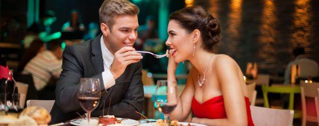 Surprise dinner, Romance in Paris