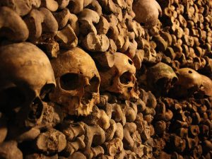 Catacombe, Top 3 Souterrains in Paris