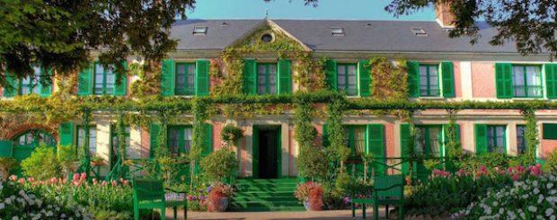 Giverny, Fondation Claude Monet, maison de Claude Monet, day trips close to paris