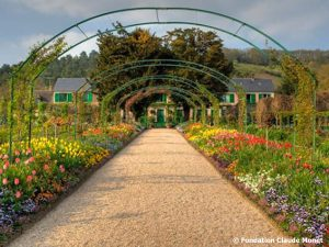 Giverny, Fondation Claude Monet, Clos Normand