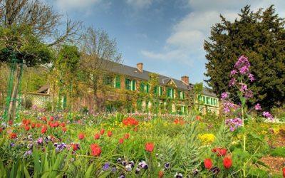 Giverny, Fondation Claude Monet, Fleurs