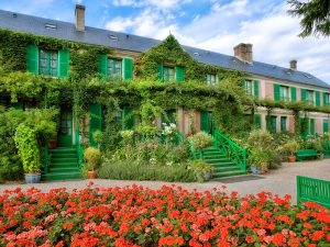 Giverny, Fondation Claude Monet, maison de Claude Monet, Giverny and Impressionism in 1 day