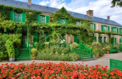 Giverny, Fondation Claude Monet, maison de Claude Monet, Giverny