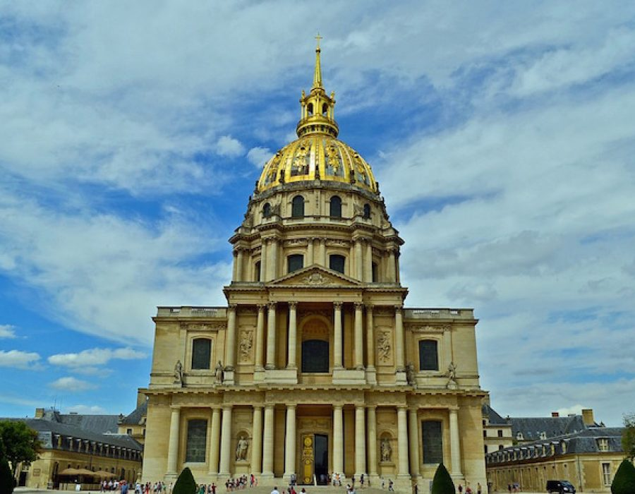 Invalides, Dome, Paris