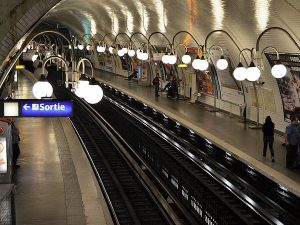 Métro, budget accommodation in Paris
