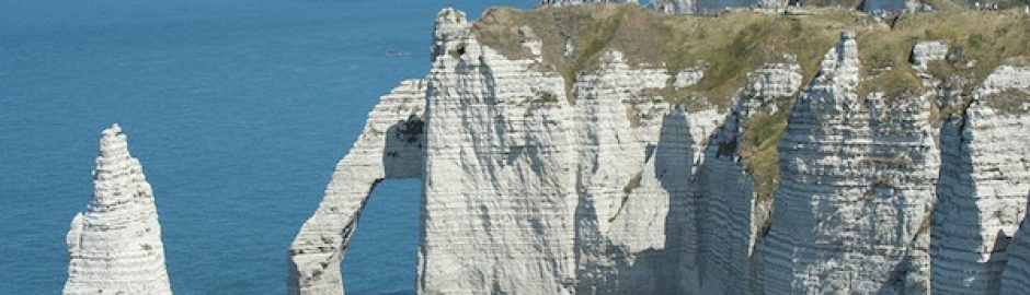 Normandie, Normandy, etretat cliffs
