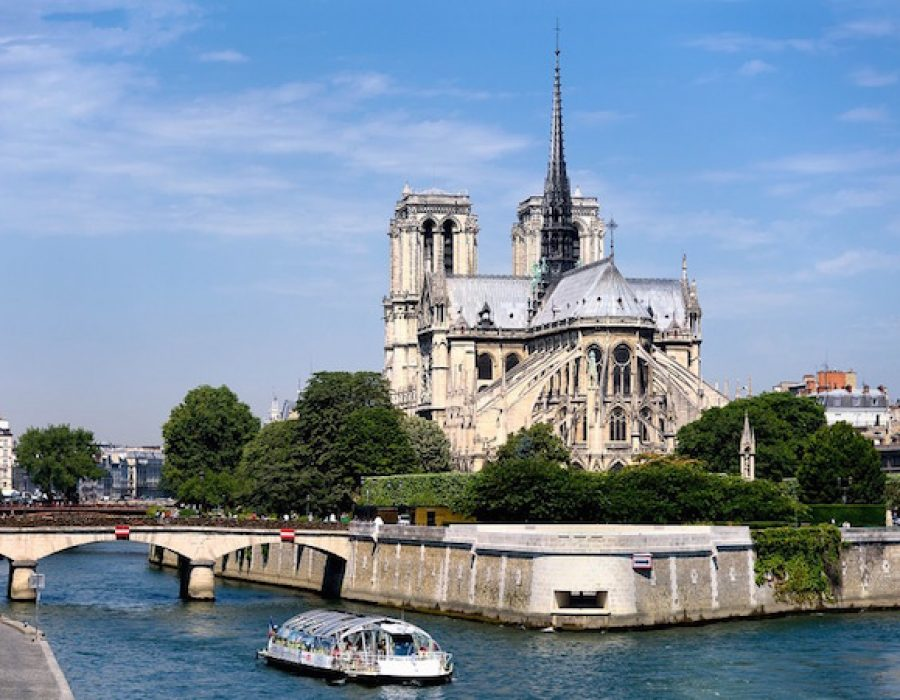 Notre Dame, River Cruise