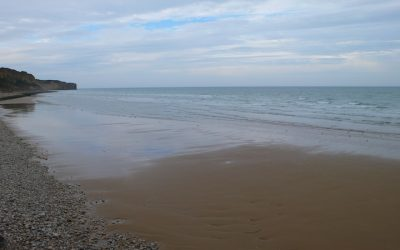 Normandy D-Day sites, Normandy, D-Day sites, Omaha beach
