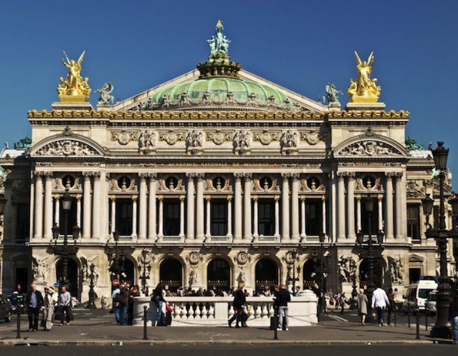 Opéra, Palais Garnier,Paris for college students, top 10 things to do in paris in winter