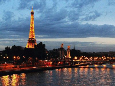 Paris by night, Eiffel Tower, Paris, nightlife districts in paris, hop-on hop-off tours