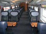 TGV first class seats