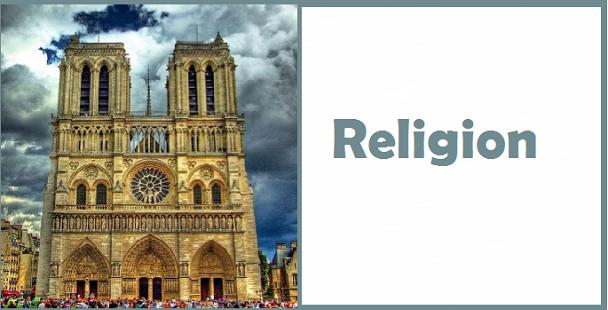 religion tab