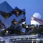 futuroscope, amusement parks in Paris, france tourist attractions