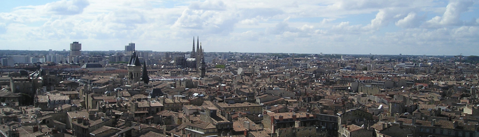 old town, bordeaux wine trip
